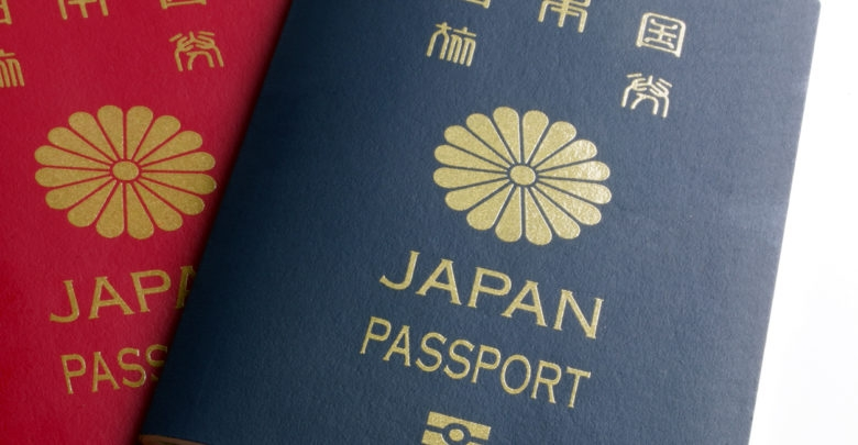 Japan now has visa-free access to 190 countries