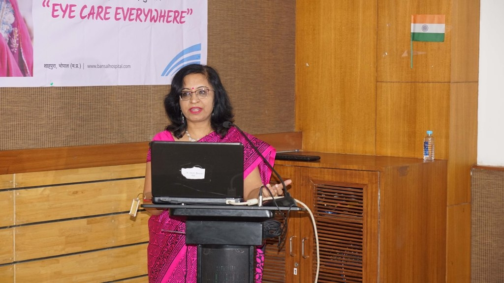 Eye Care Should Be Everywhere: Dr Ramnani