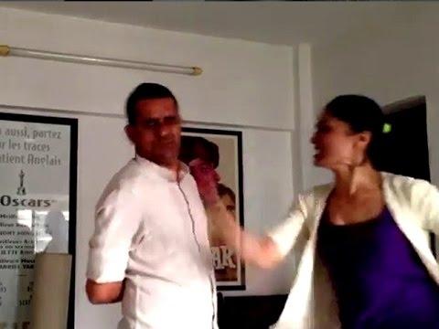 #MeToo movement - Subhash Kapoor slapped by actress Geetika Tyagi , Aamir Khan drops Subhash from Moghul