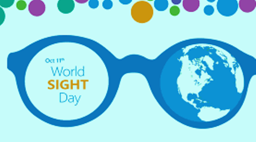 Cataract management has evolved to refractive surgery (October 11 is World Sight Day)