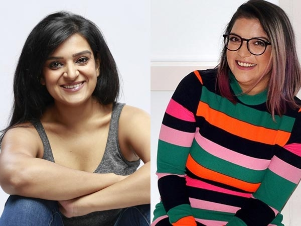 Aditi Mittal apologises to Kaneez Surka for kissing her