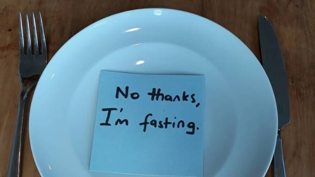 Is fasting induced by relegion regressive or progressive