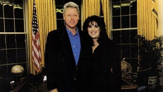 Hillary Clinton says Bill Clinton affair with Monica Lewinsky was not an abuse of power
