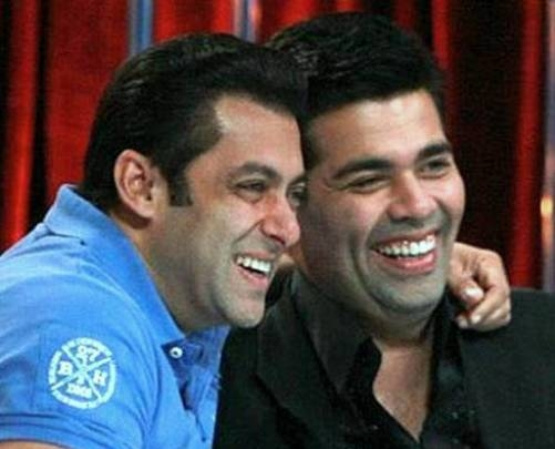 Someday, work with me again: Salman tells Karan Johar