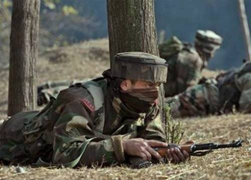 Militant killed in a gunfight with the security forces in Jammu and Kashmir's Pulwama district