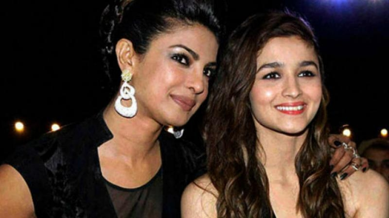 Alia chills out with Priyanka in NY