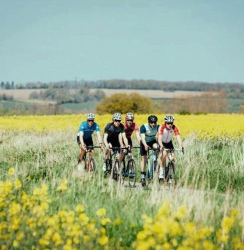 Cycling, walking in nature may improve your mental health