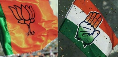 BJP defeats Congress in last three assembly elections