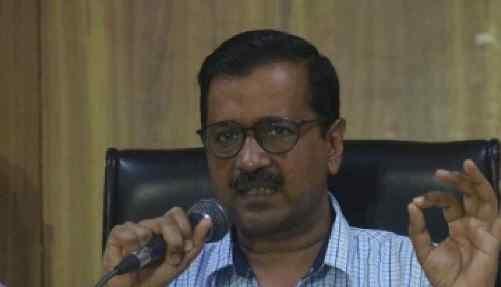 BJP behind petrol pump strike in Delhi: Kejriwal