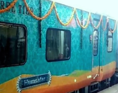 Due to Railway officials 'sensibility', Bhopal to get a new Hamasafar Express