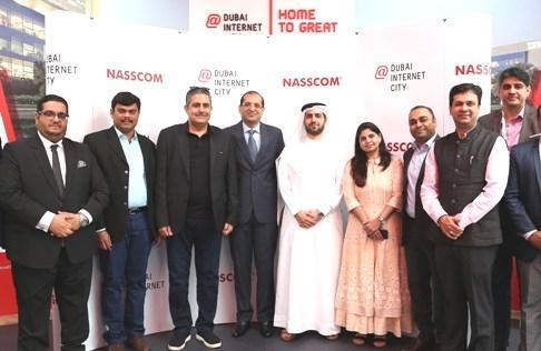 Nasscom, Dubai Internet City sign MoU to attract Indian enterprises