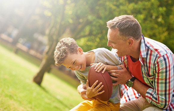 Father's exercise can boost kids' health in adulthood: Study