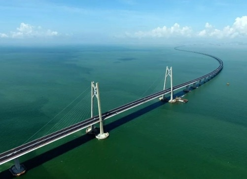 Know about the world's largest sea bridge in detail