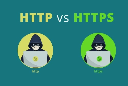 HTTPS is safer than HTTP