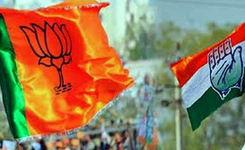 BJP expels rebels from the party, Congress also in action mode