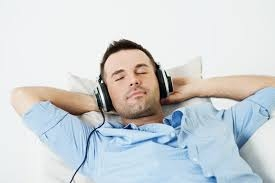 Why music is used as a potential sleep aid?