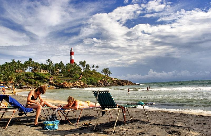 Kovalam – Queen of Beaches in South India