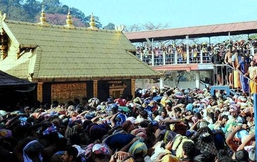 72 Sabarimala pilgrims arrested