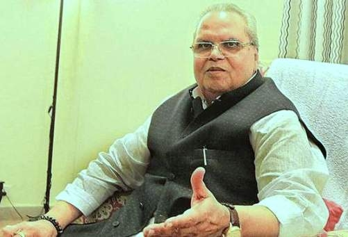 Governor Satyapal Malik gives 'mega shock' to 'mega alliance' in Jammu and Kashmir