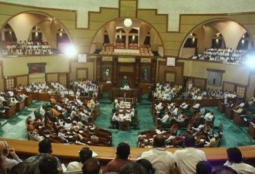 By-elections held due to death or resignation of MLAs