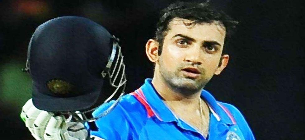 Cricketer Gautam Gambhir announces his retirement