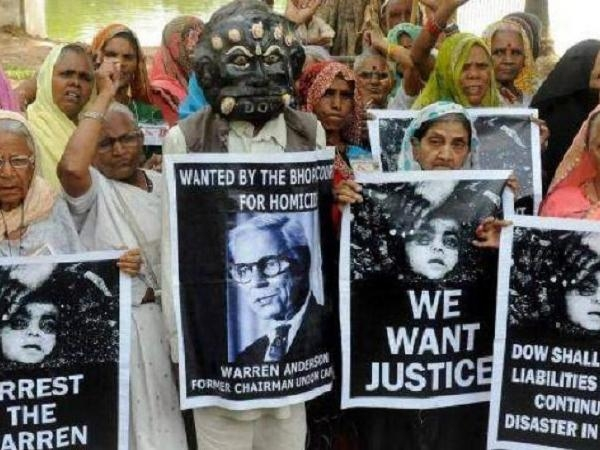 Victims of Bhopal Gas Tragedy still in negligence