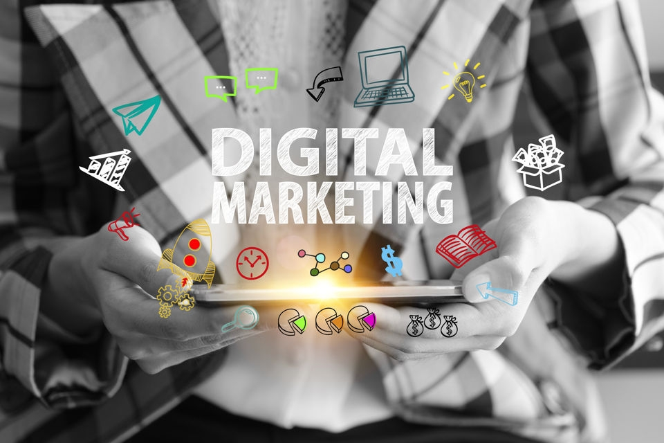 In era of internet , Digital marketing offers a lucrative career option