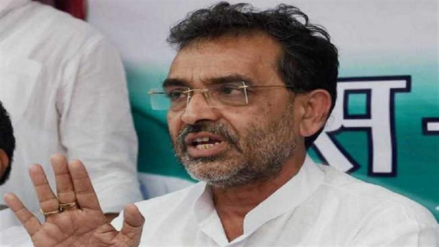 RSLP leader Kushwaha quits NDA and as Minister