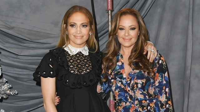 Here's how Lopez, Leah Remini first met