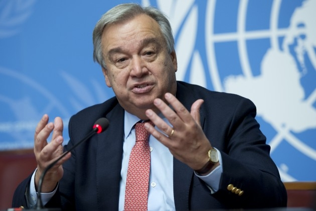 Guterres extols UN human rights declaration as global beacon
