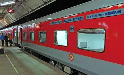 Passengers of Shatabdi and Rajdhani Express to get 'gift'