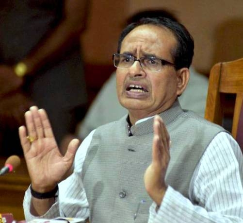 10 seats 'cheated' Shivraj Singh Chauhan