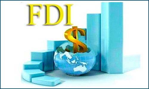 Foreign Direct Invest in India Increases