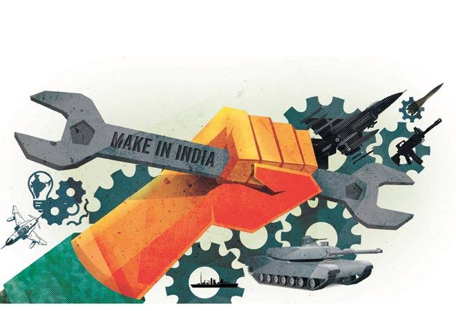 Major achievements under Make in India initiative