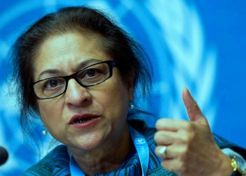 Late rights activist Asma Jahangir wins UN Human Rights Prize for 2018