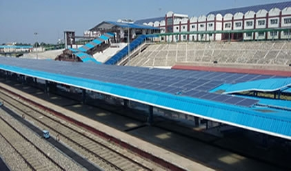 New Initiatives by Indian Railways to conserve energy