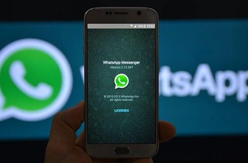 फेस आईडी, टच आईडी और ऑडियो फीचर पर काम कर रहा है व्हाट्सएप