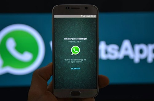 Whatsapp working on Face ID, Touch ID and Audio Feature