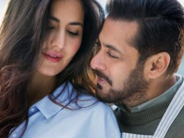 Katrina Kaif again in mentorship of Salman Khan