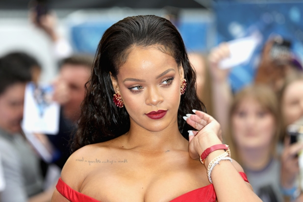 Rihanna sues her father and his assoicate for using the Fenty trademark name.
