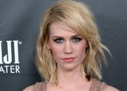 January Jones to play lead in skating drama series