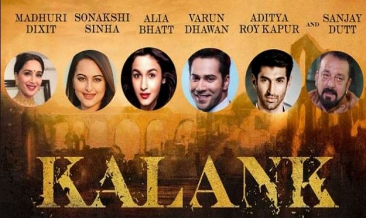 Multi-starrer Kalank all set for April release