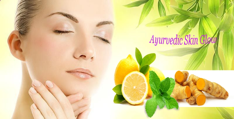 Ayurvedic way to enhance skin glow