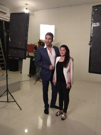 "Producer Chanda Patel tie-up with Sandip Soparrkar for her first film ""I'm Not Porn Star"""