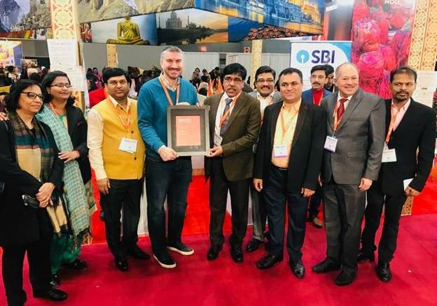 India bags the Award of Excellence for 'Best in Show' at 'New York Times Travel Show 2019'