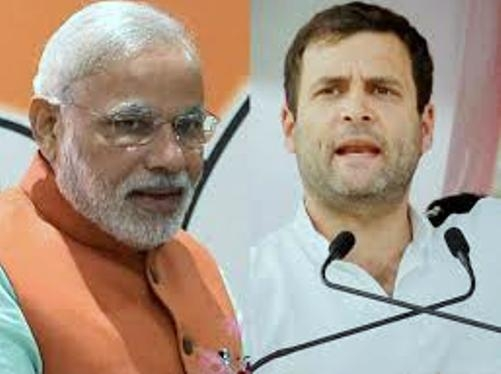 The 'fight' for farmers between PM Modi and Rahul Gandhi