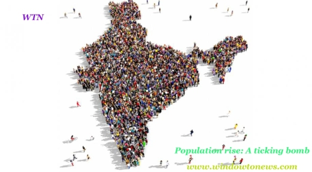 Population rise: A ticking bomb