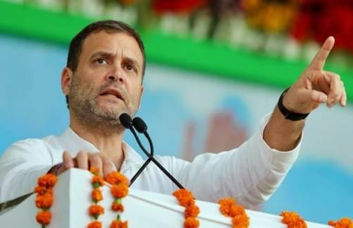 बदले बदले से राहुल गांधी!