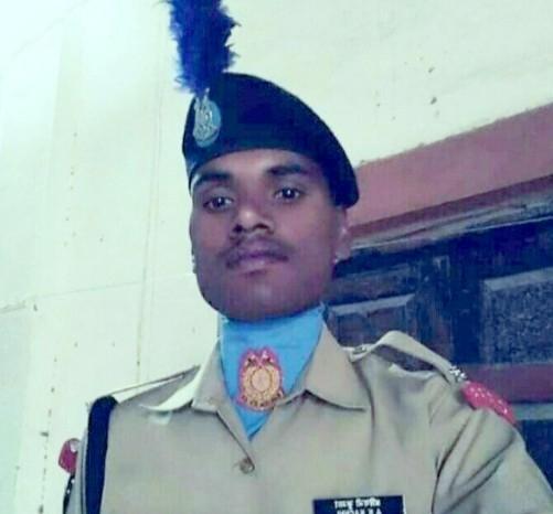 Ashwini Kumar Kachhi of Jabalpur martyred in Pulwama terror attack
