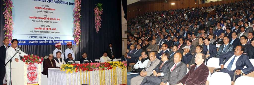 Democracy will strengthen if all get timely justice: CM Nath